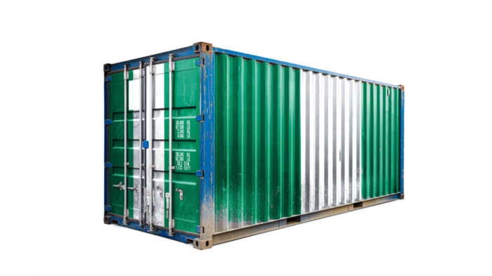 i2M Shipping Container