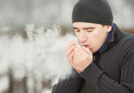 1 cold air